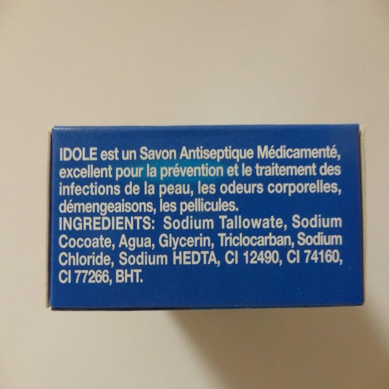 Germicidal Soap - Savon Germicide by Idole ( 100 g )