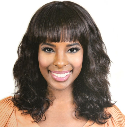 REMI WIG 100% HUMAN HAIR/ BESHE BRAZILIAN VIRGIN/  HBR-RYAN