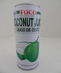 Coconut Juice By Foco (17.6 oz)