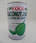 Coconut Juice By Foco (11.8 oz)