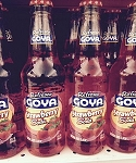 Refresco Goya Strawberry Soda (12 fl oz)
