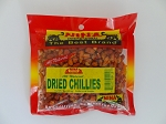 Dried Chillies ( 2 oz )