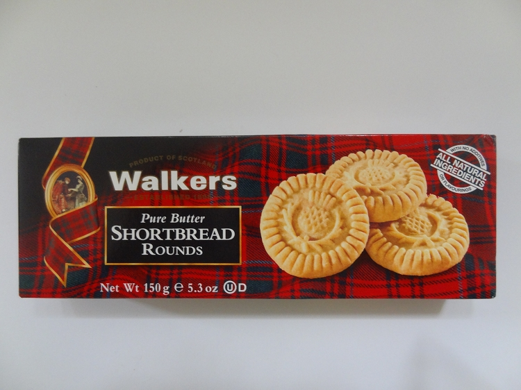 Pure Butter Shortbread Rounds ( 5.3 oz )