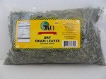 Dry Okazi Leaves - Eru - Nkok seche (8oz)
