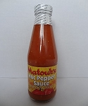 Hot Pepper Sauce - Salsa Picante (10 oz)