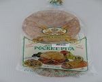 Pocket Pita By King Of Pita Bakery (17 oz - pack of 10)