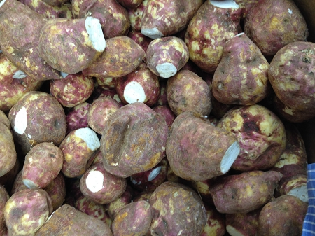 Small Sweet Potatoes (per lb.)