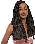 NALATRESS SYNTHETIC HAIR/ JANET COLLECTION / CROCHET BRAID POETRY LOCS 18