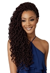 BRAID COLLECTION CROCHET / BOBBI BOSS AFRICAN ROOTS/ CURLY LOCS 14 - 18 INCH