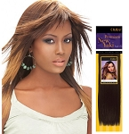 HUMAN HAIR NEW YAKI WEAVE/ OUTRE PREMIUM COLLECTION/  8M - 20 INCH