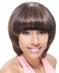 HUMAN HAIR WEAVE / JANET COLLECTION -DOLCHE 8 INCH