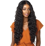 EMPRESS SHEAR MUSE LACE FRONT EDGE WIG SENSATIONNEL SYNTHETIC - LAISHA