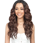 PREMIUM SYNTHETIC SWISS LACE FRONT WIG/ BOBBI BOSS /  MLF311 AVALON