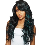 HAIR SWISS LACE FRONT WIG / OUTRE SYNTHETIC / HERA