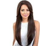 HUMAN HAIR BLEND  BESHE   SILK LACE FRONT WIG HHBSL TIM