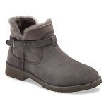 Elisa Genuine Shearling Bootie