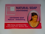 Natural Lightening Toilet Soap - Savon de Toilette Naturel Eclaircissant by H Cosmetiques ( 225 g )