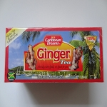 Ginger Tea by Caribbean Dreams ( 24 tea bags )