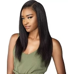 VIRGIN HAIR / SENSATIONNEL BARE & NATURAL / SWISS FULL LACE WIG STRAIGHT 24