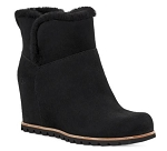 Seyline Waterproof Genuine Shearling Bootie
