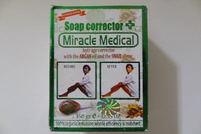 Soap Corrector - Savon Correcteur by Miracle Medical ( 350 g )