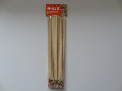 "100 Piece Bamboo Skewers 12"" by Imusa"