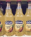 Refresco Goya Pineapple Soda (12 fl oz)