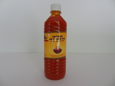 Palm Oil - Refined Red Palm Oil ( 16oz )