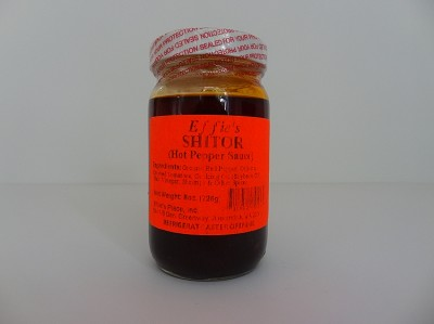 SHITOR - Hot Pepper Sauce ( 8 oz )