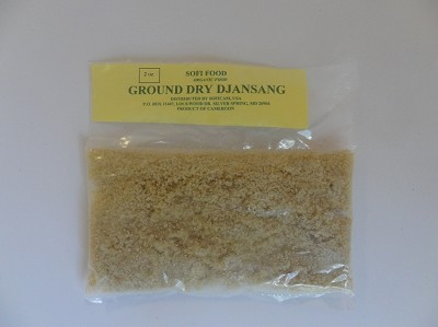 Ground Dry Djansang ( 2 oz )