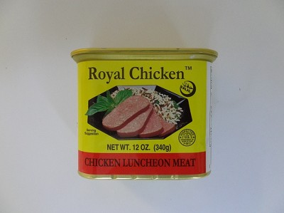 Chicken Luncheon Meat ( 12 oz )