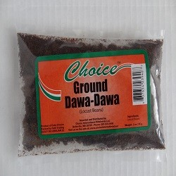 Ground Dawa-Dawa - Locust beans (2 oz)