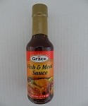 Fish & Meat Sauce by Grace (4.8 oz)