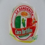 Corn Tortillas By La Banderita (16 oz - pack of 18)