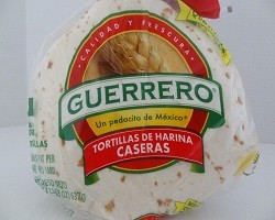 Fajita Flour Tortillas By Guerrero 22 5 Oz Pack Of 20 Sf