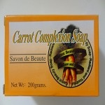 Carrot Complexion Soap ( 200 grams )