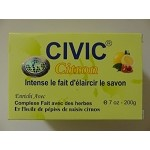 Lemon Intensive Lightening Soap - Savon Citron Eclaircissant Intense by Civic ( 200 g )