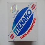 The Original Antiseptic Soap - Le Véritable Savon Antiseptique by Mekako ( 100 G )