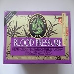 Blood Pressure Herbal Tea by Triple Leaf Tea ( 20 tea bags )