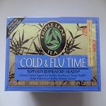 Cold & Flu Time Herbal Tea by Triple Leaf Tea ( 20 tea bags)
